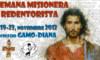 Semana Misionera en el Gamo Diana