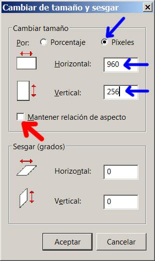 Figura 6. Ajuste exacto de las dimensiones de la imagen recortada.