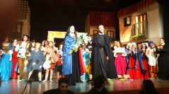 """Alfonso, el musical"", una fiesta"