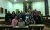 Los laicos redentoristas con el Consejo Provincial