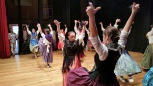 baile regional destacada