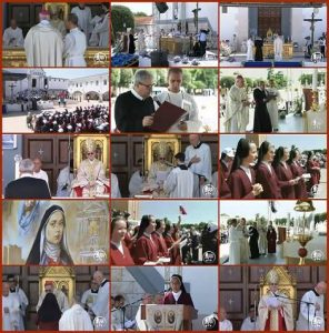 Beatificación Madre Celeste