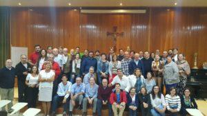 Encuentro Agentes de pastoral - 2016