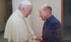Encuentro del P. Juan Antonio G. Terrón con el Papa Francisco