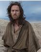 El Espíritu empujó a Jesús al desierto.
