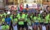 """Comienzo del XI Encuentro Europeo del Jóvenes """"All Together"""" en Granada"""