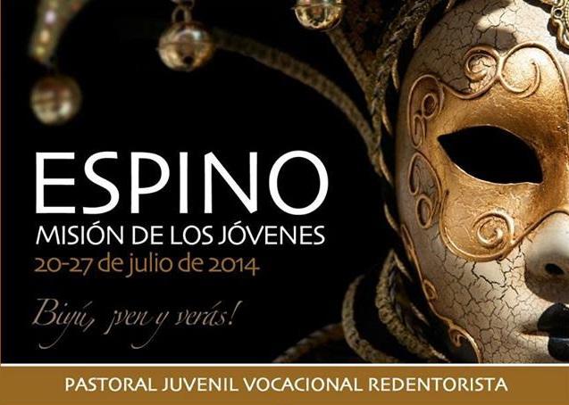 Misión Espino Jóvenes - 2014
