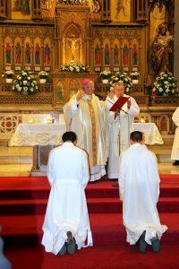 Diaconado Carlos y Pablo